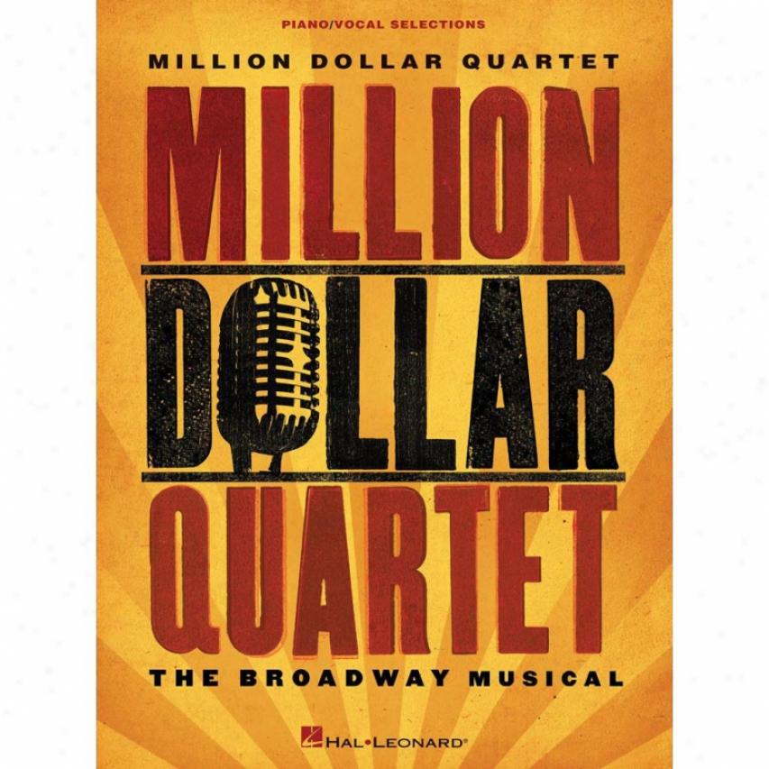 Hal Leonard 313535 Million Dollar Quartet