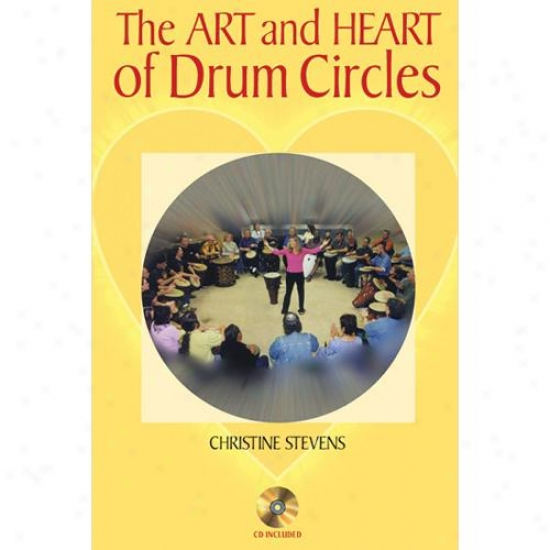 Hal Leonard 6620069 Art And Heart Of Drum Circles With Cd