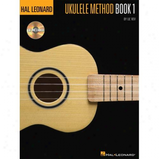 Hal Leonard 695832 Ukulele Method Book 1