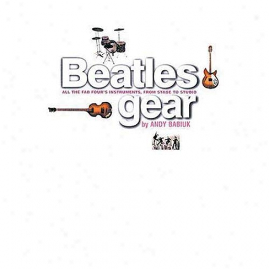 Hal Leonard Beatles Gear