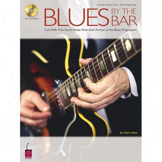 Hal Leonard Blues By The Bar Book - Hl 02500413