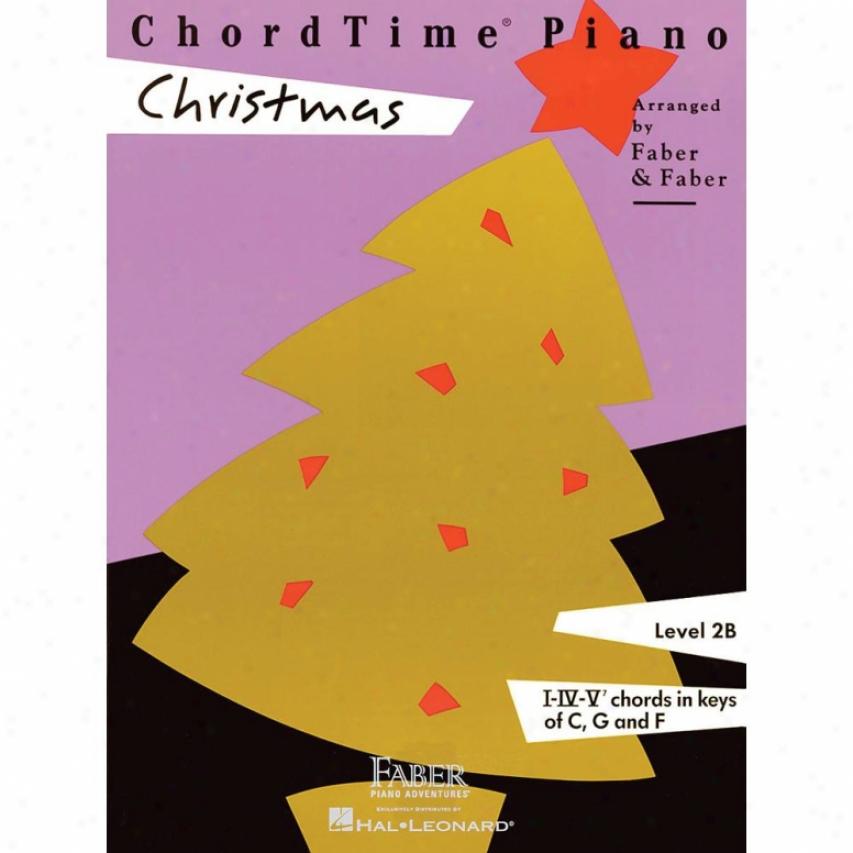 Hal Leonard Chordtime Christmas Songbook - Hl 00420114