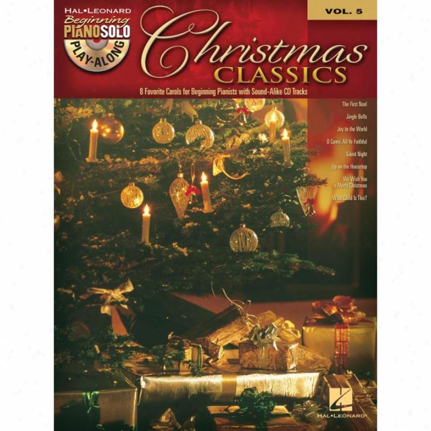 Hal Leonard Christmas Classics - Songbook - Hl 00312193