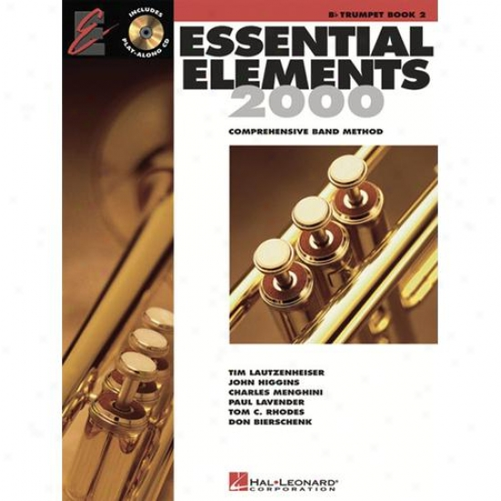 Hal Leonard Essential Elements 2000, Book 2 - Hl 00862597