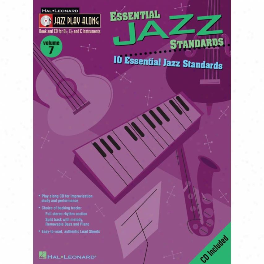 Hal Leonard Essential Jazz Standards Songbook - Hl 00843000