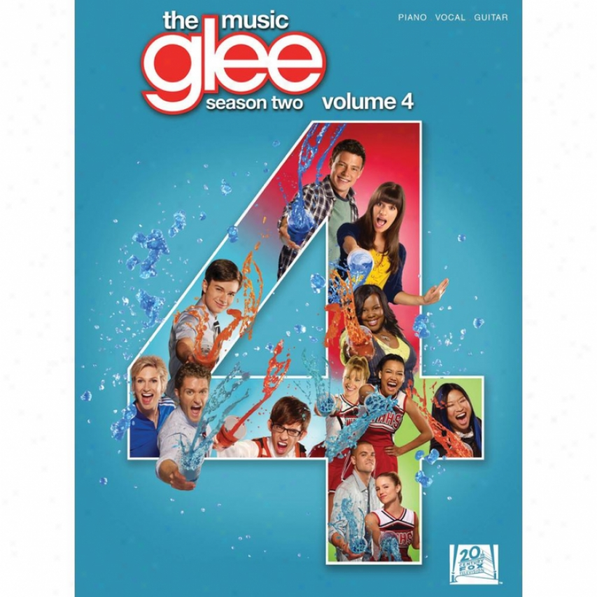 Hal Leonard Glee: The Music - Season Two, Volume 4