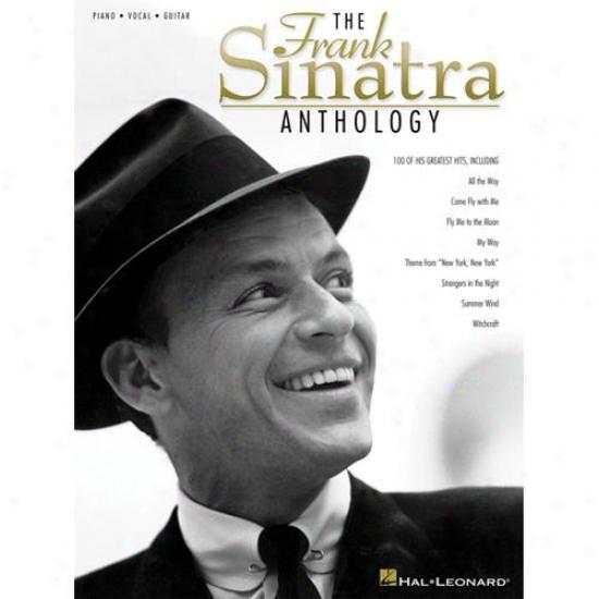 Hal Leonard Hl 00306751 Frank Sinatra Selections
