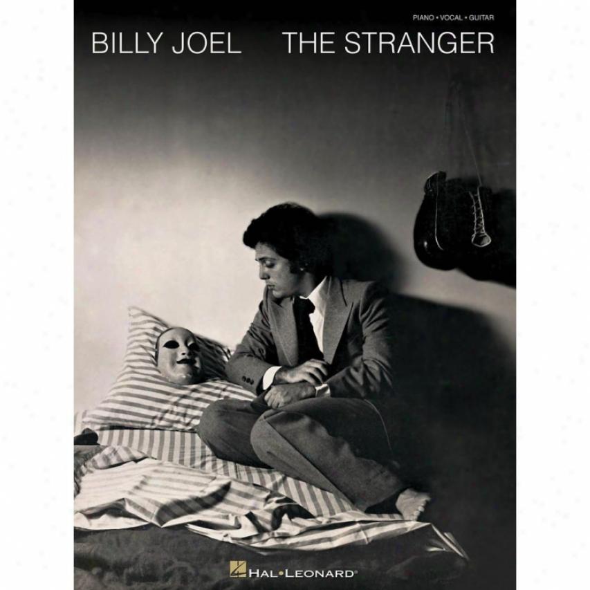 Hal Leonard Hl 00306939 Billy Joel - The Stranger Songbook