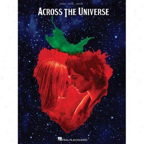 Hal Leonard Hl 00313396 Across The Universe