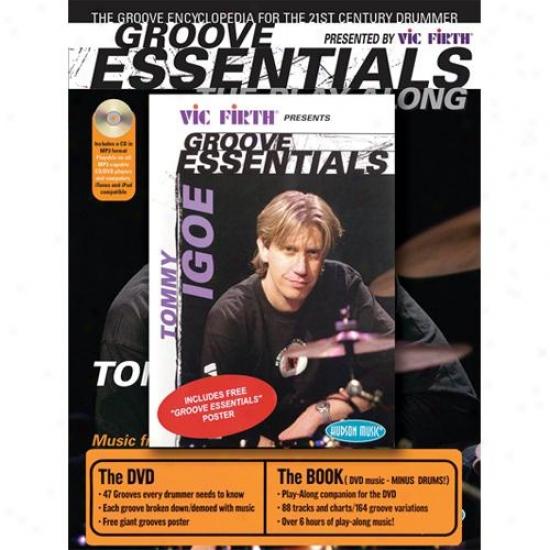 Hal Leonard Hl 00320541 Tommy Igoe - Groove Essentials
