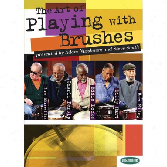 Hal Leonard Hl 00320649 The Art Of Playing Upon Brushes