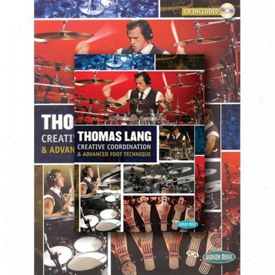 Hal Leonard Hl 00320680 Creative Coordination & Advanced Foot Technique
