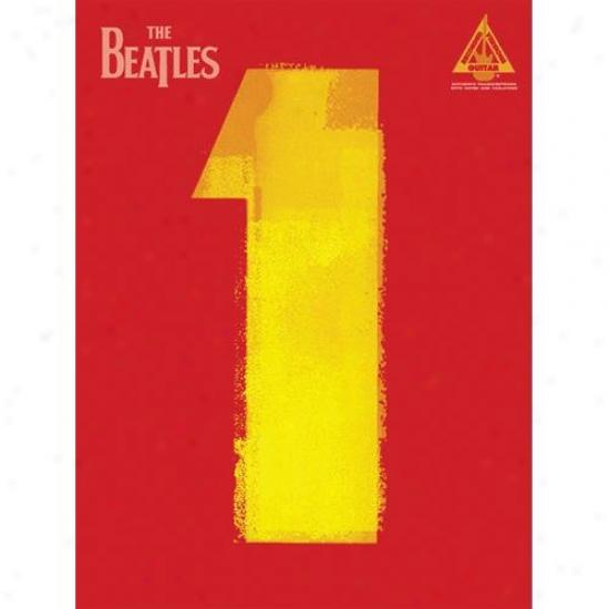 Hal Leonard Hl 00690489 The Beatles - 1