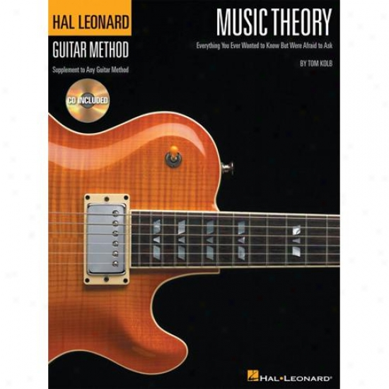 Hal Leonard Hl 00695790 Music Theory For Guitarists