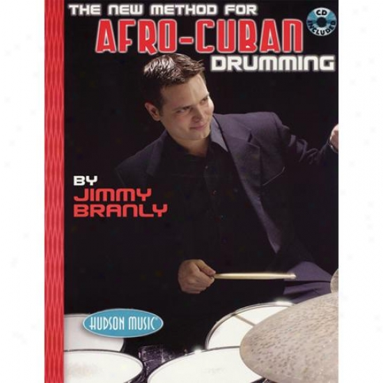 Hal Leonard Hl 06620087 The New Method For Afro-cuban Drumming