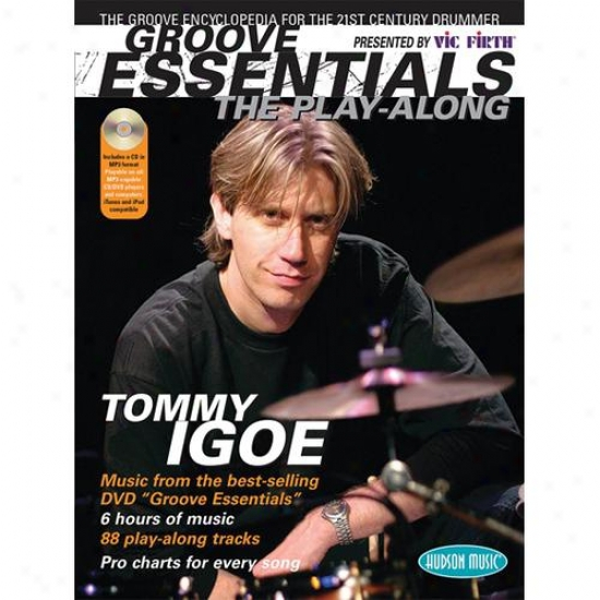 Hal Leonard Hl 06620095 Groove Essentials - The Play-along