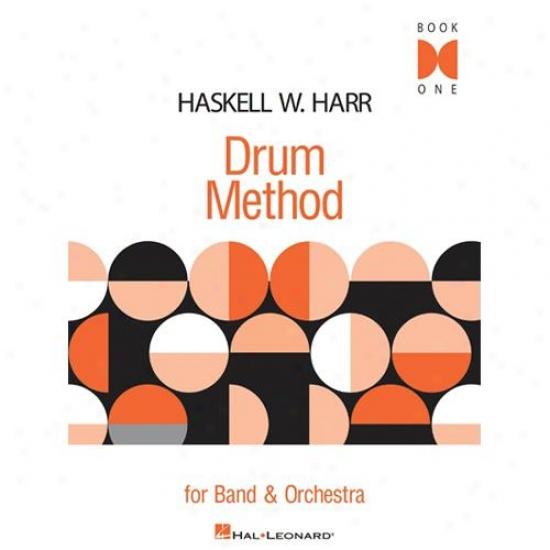 Hal Leonard Hl 06620096 Haskell W. Harr Drum Method