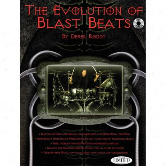 Hal Leonard Hl 06620120 The Evolution Of Blast Beats