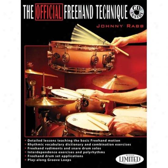 Hal Leonard Hl 06620121 Ths Official Freehand Technique