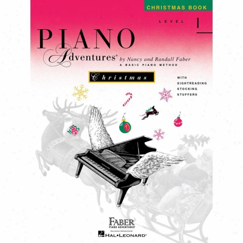 Hal Leonard Level 1 - Christmas Book - Hl 00420206
