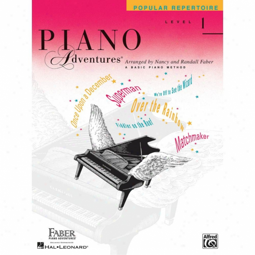 Hal Leonard Level 1 - Popular Repertoire Work - Hl 00420235