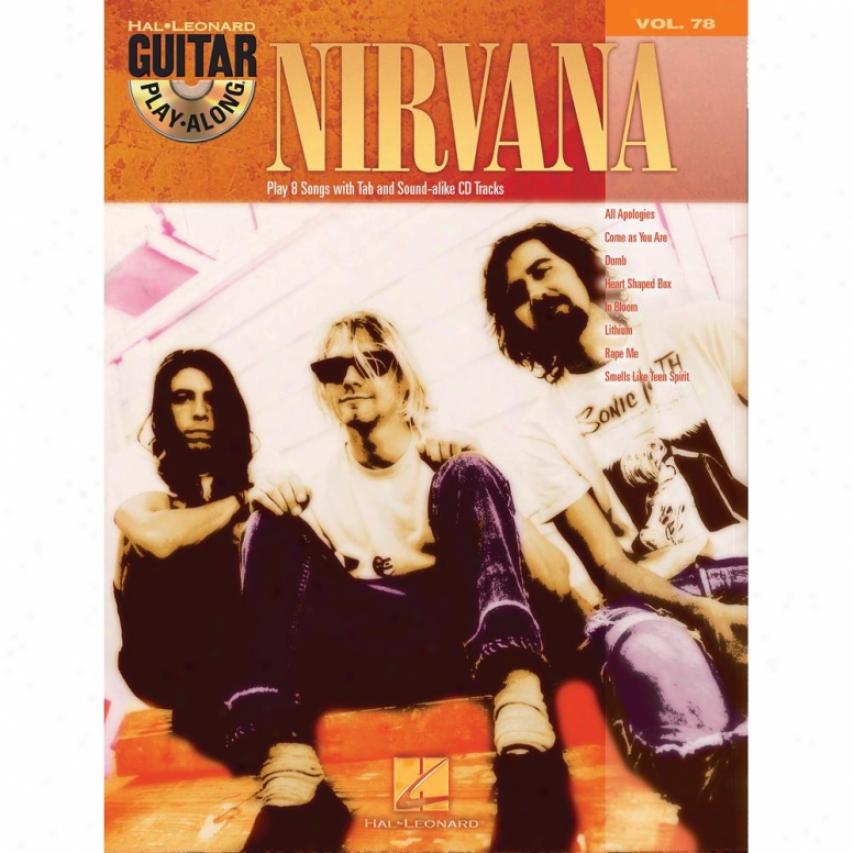 Hal Leonard Nirvana Songbook - Hl 00700132