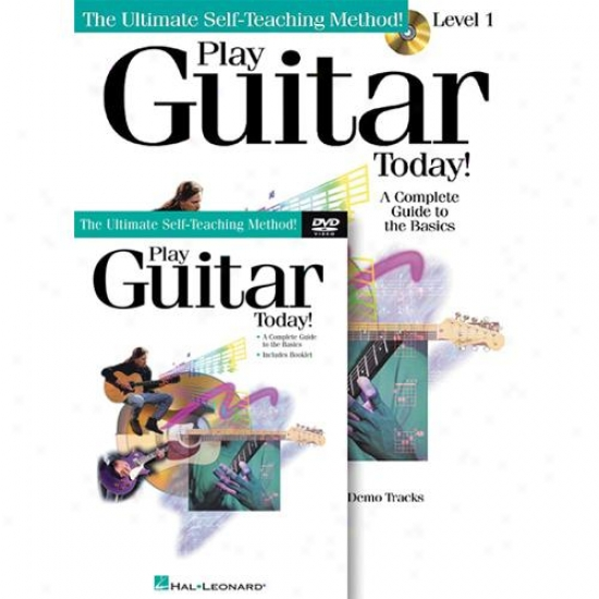 Hal Leonard Trifle Guitar Today! Beginners Pack - Hl 00699544
