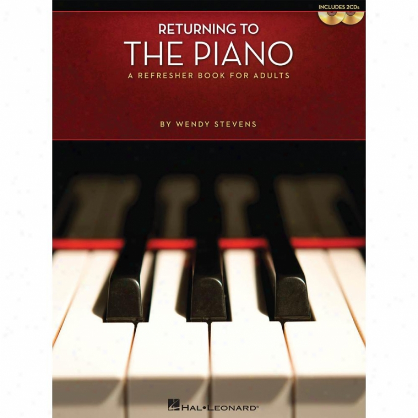 Hal Leonard Returning To The Piano Keyboard Instruction