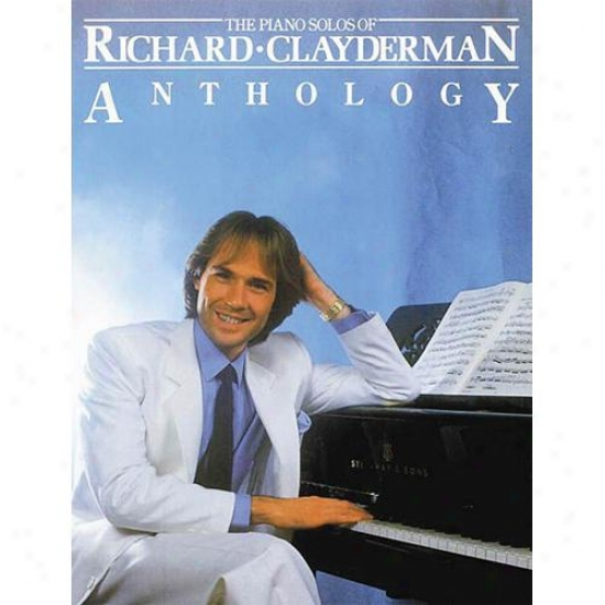 Hal Leonard Richard Clayderman - Selections Songbook - Hl 14007030