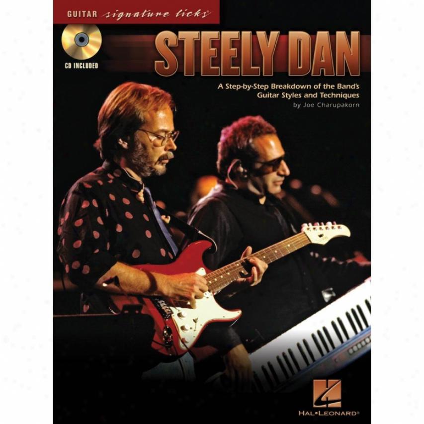 Hal Leonard Steely Dan Boko - Hl 00696015