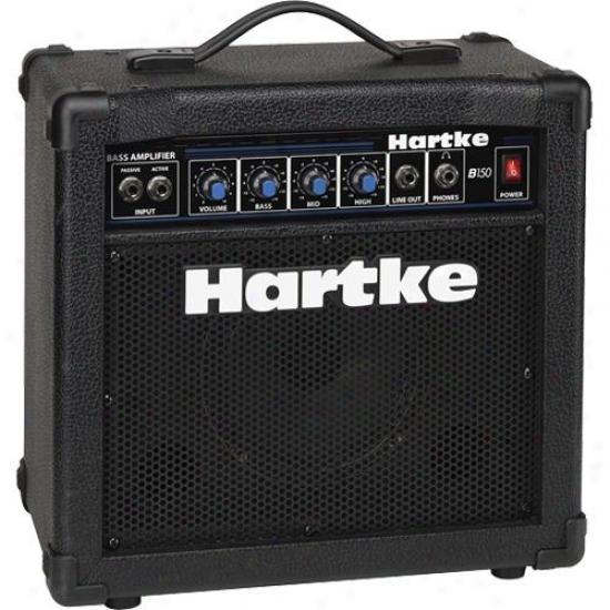 Hartke B-series 15-watt Combo Bass Amp