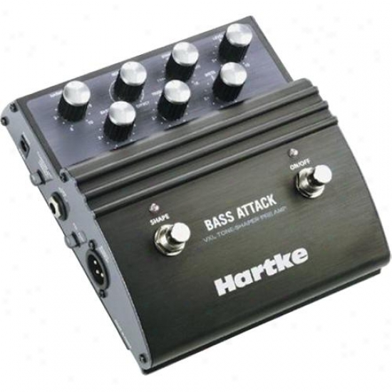 Hartke Vxl Low Attack - Pre-amp/pedal