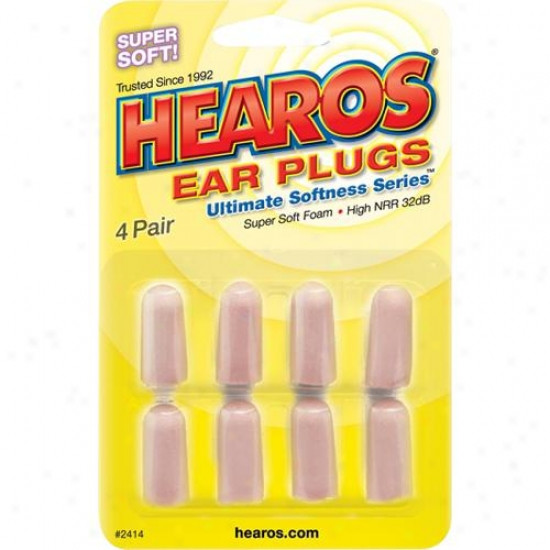 Hearos 2414 Ear Plugs