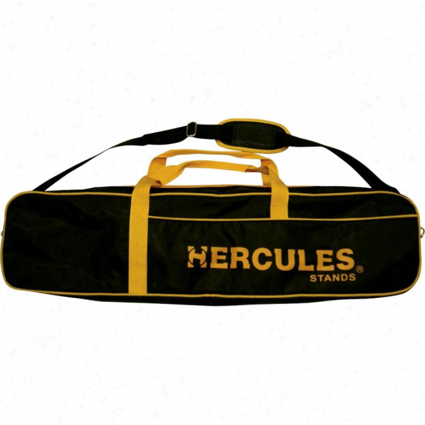 Hercules Stands Carrying Bag For Music Be erect