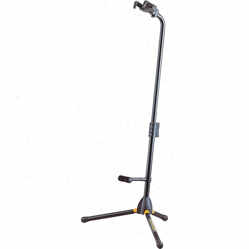 Hercules Stands Gs412b Single Ags Stand With Adjustable Backrest