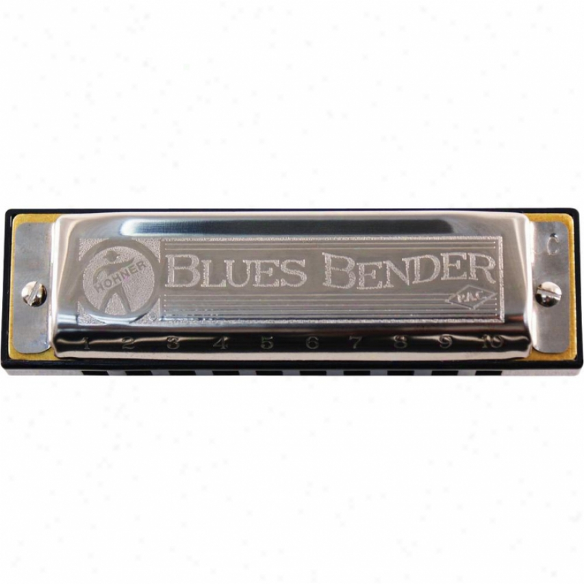 Hohnrr Harmonica Bbbx-c Blues Bender Pac Harmonica Key Of C