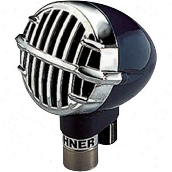 Hohner Harmonica Hh1490 Blues Blaster Microphone