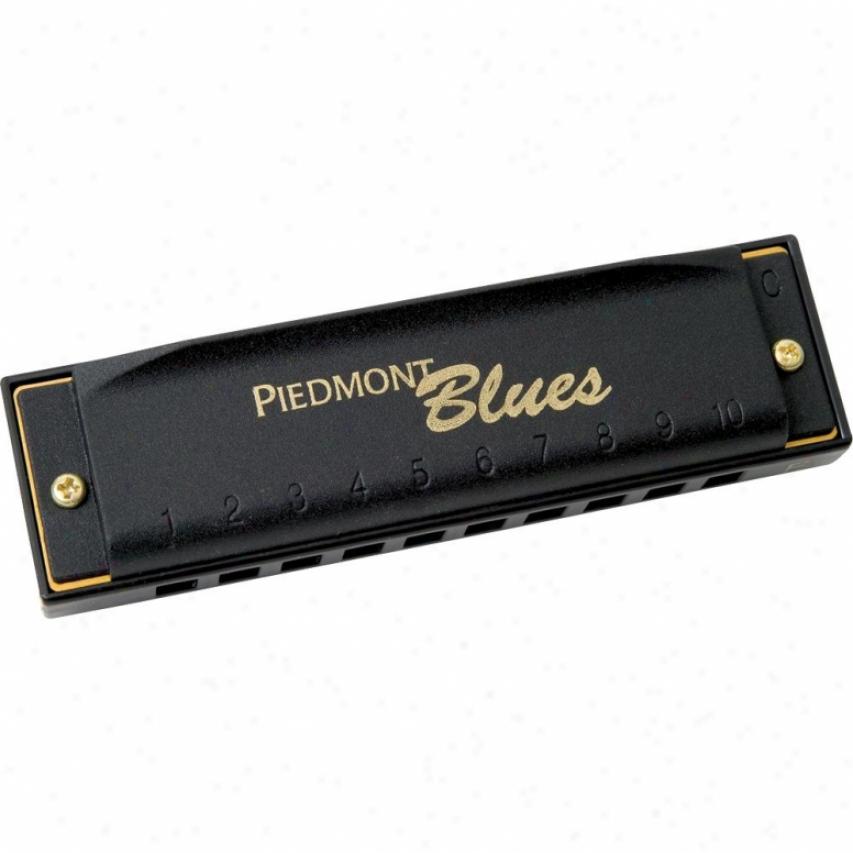 Hohnrr Harmonica Piedmont Blues Harmonica 7-piece Starter Set - Pbh7