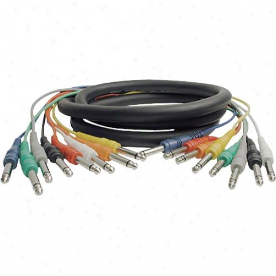 Hosa Cpp-803 8-channel Audio Recordijg Snake