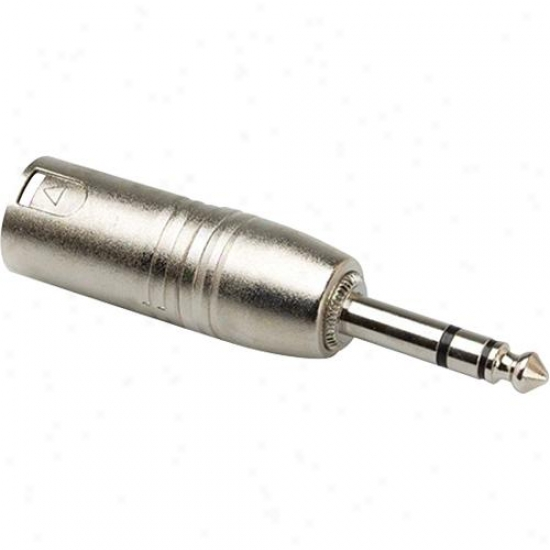 Hosa Gxp-246 Xlr To 1/4-inch Adapter
