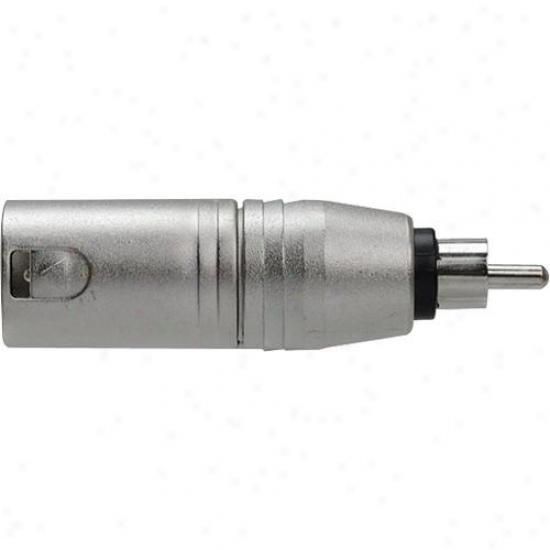 Hosa Gxr-135 Xlr 3m To Rca (m) - Adaptor