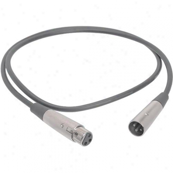Hosa Mcl-125blk 25 Foot Microphone Extenskon Cable