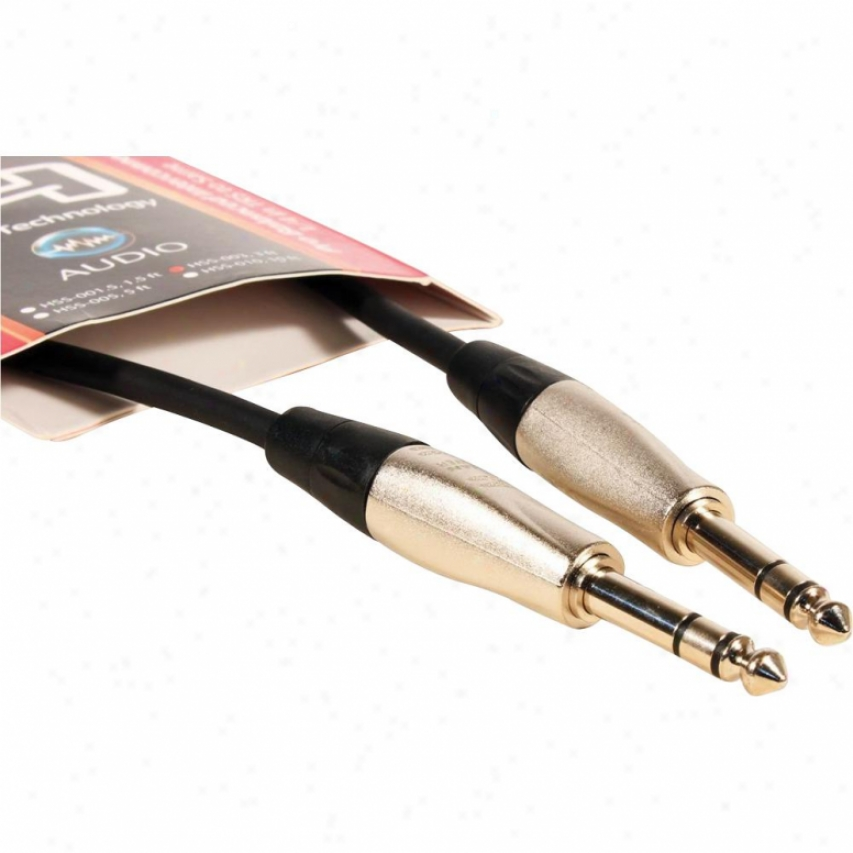 Hosa Trs Balanced Interconnect Audio Cable