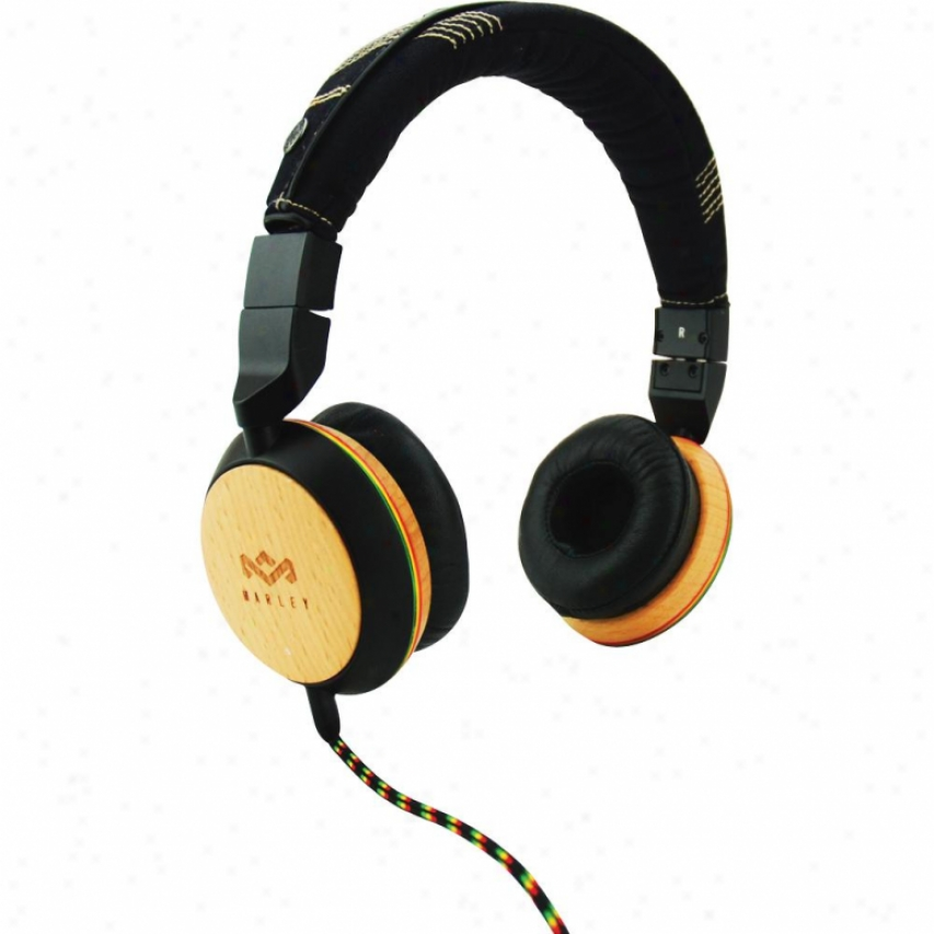 House Of Marley Freedom Stir It Up On-ear Headphones