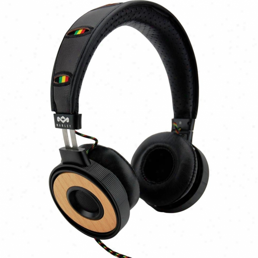 House Of Marley House Of Marley Freedom Redemption Song Headphones
