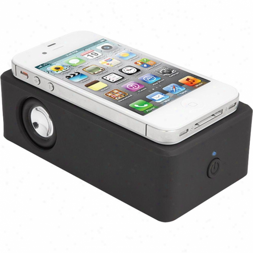 Ifrogz Boost Near Field Audio Speaker For Iphone, Ipod, & More - Black