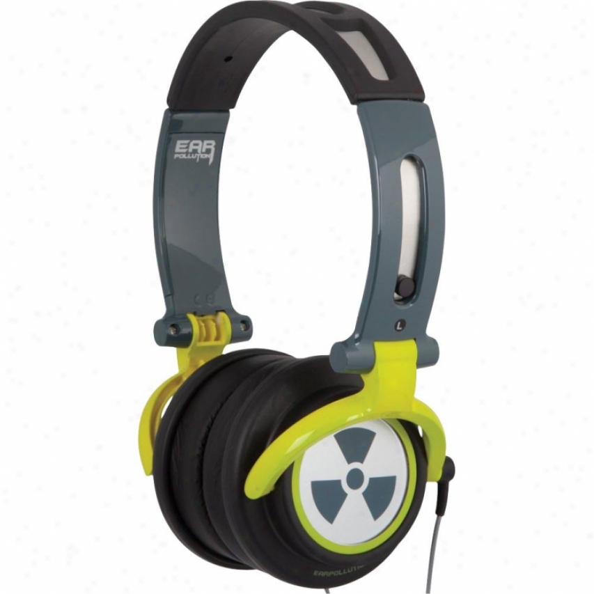 Ifrogz Cs40 Headphones - Green/gray Epcs40grgy