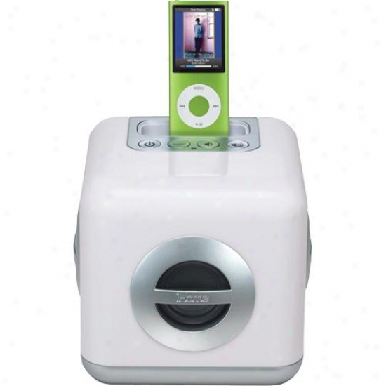 Ihome Ih15w Led Color Changing Stereo Speaker System For Ipod