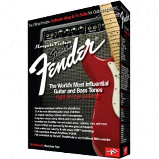 Ik Multimedia Sp-fen-usb-in Amplitube Fender Studio