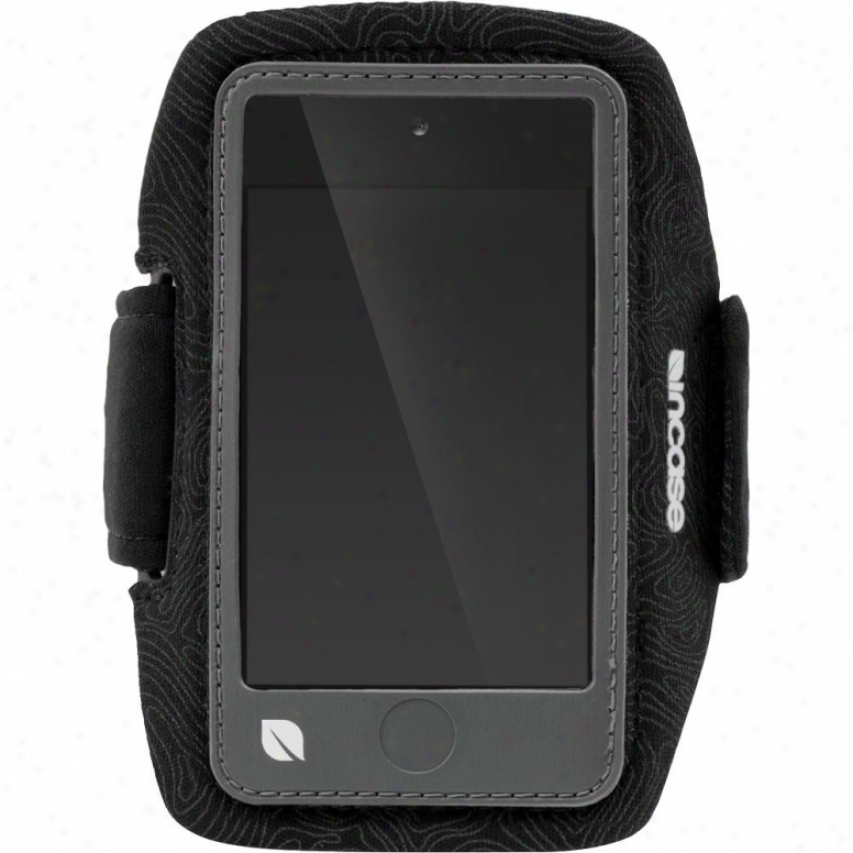 Incase Sports Armband For Ipod Touch 4g - Black - Cl56508